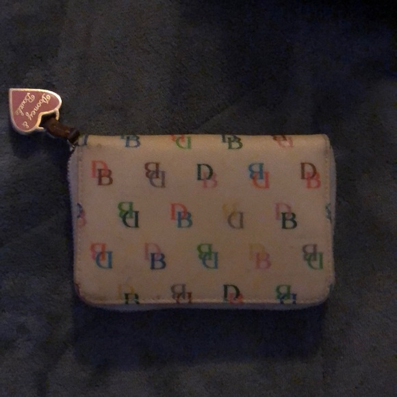 Dooney and Bourke Monogram Wallet